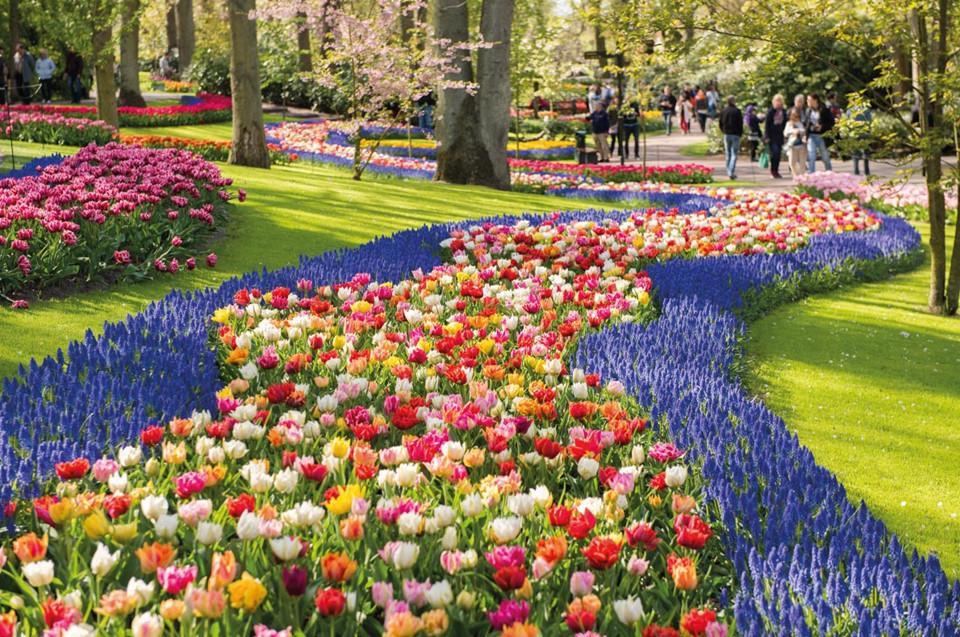 10 địa điểm du lịch lý tưởng vào mùa xuân ở châu Âu-5
