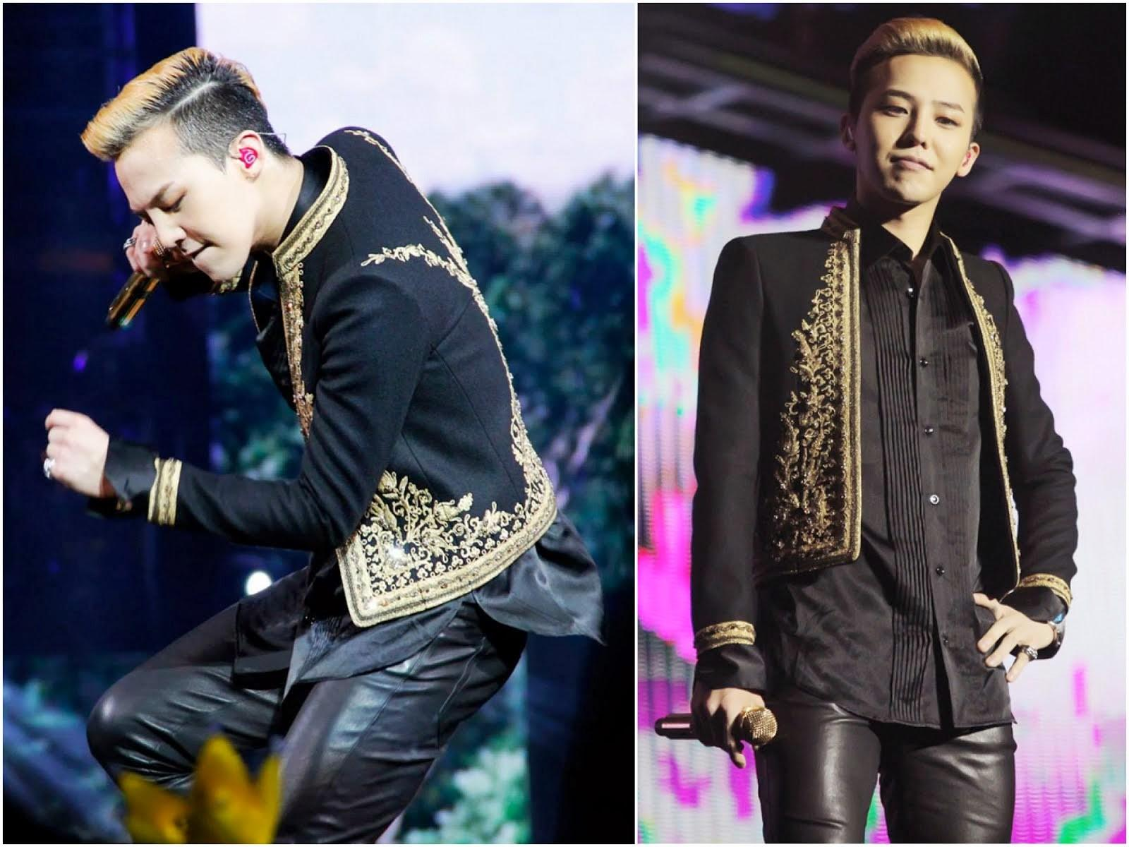 Sơn Tùng lại bạo gan đụng ý tưởng với chiếc jacket trị giá đến 1,4 tỷ đồng của G-Dragon-4