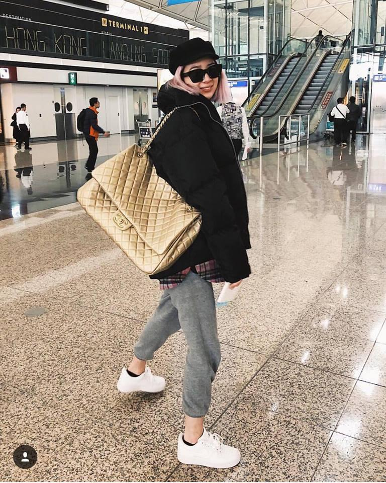 Dát hàng hiệu tinh tế, Suzy - Irene nổi bật nhất street style sao Hàn tuần qua-2