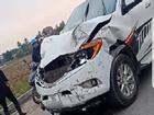 Đâm 2 học sinh tử vong, ô tô bỏ chạy gây tai nạn liên tiếp