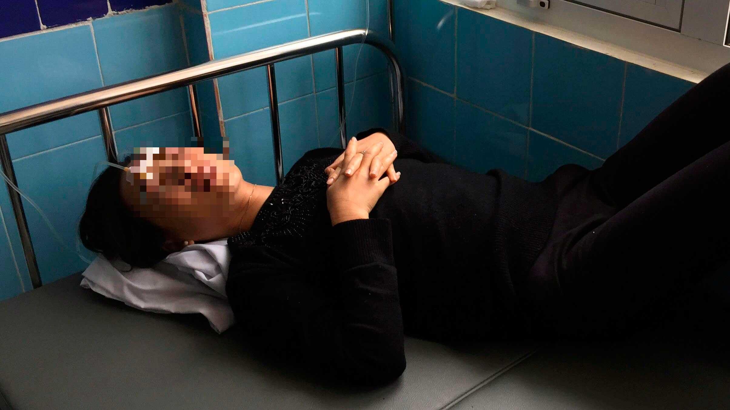Vụ tạt axit vào mặt con dâu: Mẹ chồng đã tử vong-1
