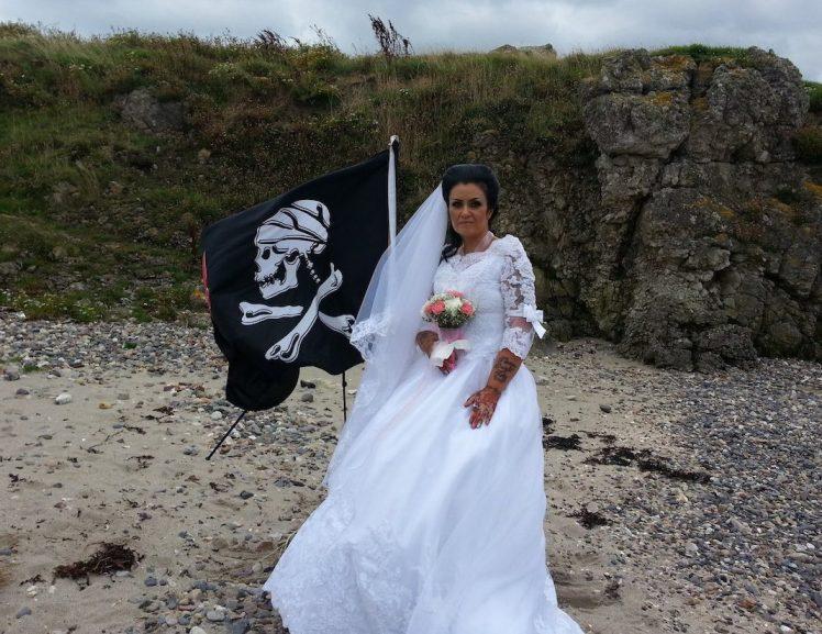 CHUYỆN LẠ: Người phụ nữ kết hôn với hồn ma của cướp biển khét tiếng thế kỷ 18-1