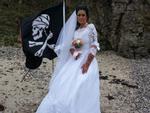 CHUYỆN LẠ: Người phụ nữ kết hôn với hồn ma của cướp biển khét tiếng thế kỷ 18