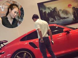 Đàm Thu Trang lần đầu công khai gọi tên Cường 'Đô La'
