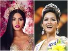 Nhan sắc đình đám của đối thủ trình diễn ngay trước H'Hen Niê tại Miss Universe 2018