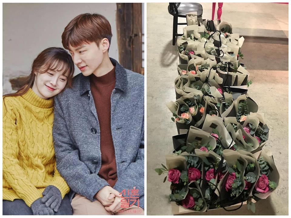 Sao Hàn 15/1: Ghen tị khi Goo Hye Sun được chồng Ahn Jae Hyun chiều hết mực-1
