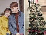 Sao Hàn 16/1: Bạn thân tiết lộ lý do bật khóc trong đám cưới Song joong Ki - Song Hye Kyo-10