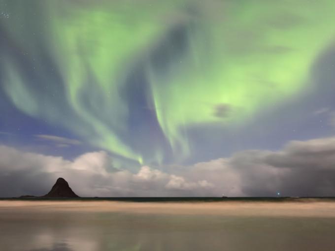 Khung cảnh lung linh ở những nơi ngắm cực quang đẹp nhất thế giới-3