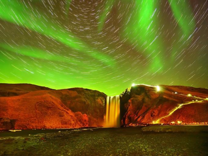Khung cảnh lung linh ở những nơi ngắm cực quang đẹp nhất thế giới-6