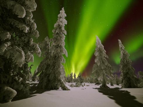 Khung cảnh lung linh ở những nơi ngắm cực quang đẹp nhất thế giới