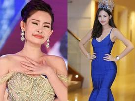 2 tháng đăng quang đầy sóng gió của 'Hoa hậu Đại Dương' Ngân Anh: hết bị soi thẩm mỹ lại bị chê mặc xấu
