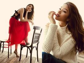 Thoát khỏi hình ảnh 'beauty queen', Phạm Hương cá tính thu hút mọi ánh nhìn