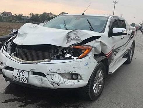 Vụ xe 'điên' tông chết 2 nữ sinh: Lái xe trình diện với nồng độ cồn mức cao nhất