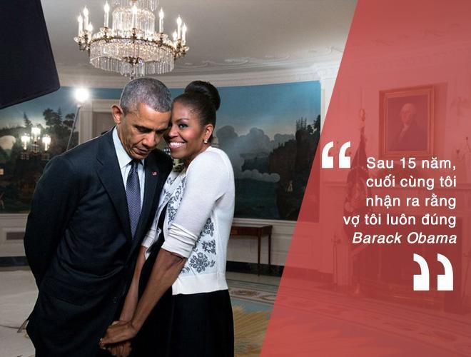 Người phụ nữ gốc Phi khiến người đàn ông quyền lực đến mấy cũng phải thừa nhận sợ vợ-8