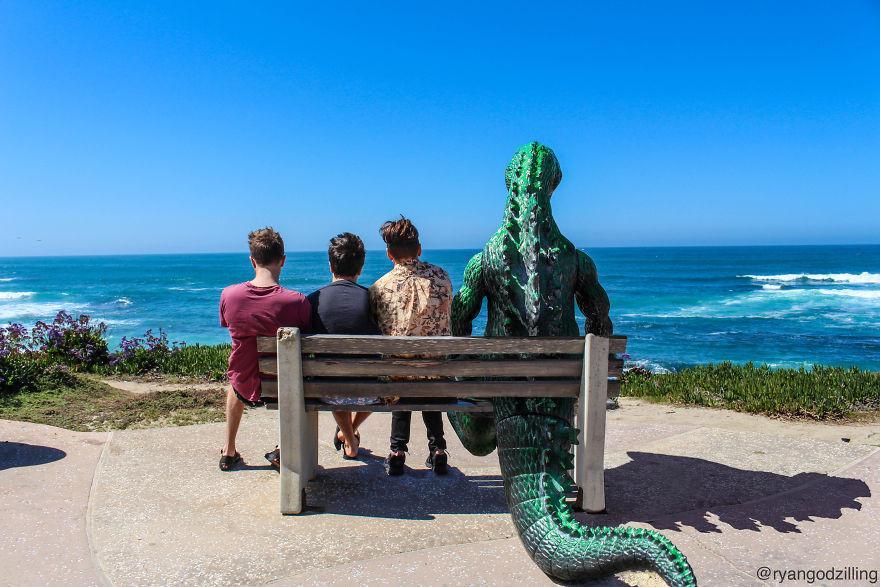 9X cùng anh bạn khủng long đi khắp thế gian-4