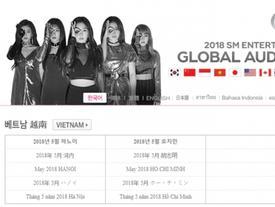 Chưa kịp khởi động, SM đã hoãn lịch tuyển sinh tại Việt Nam đến… nửa năm