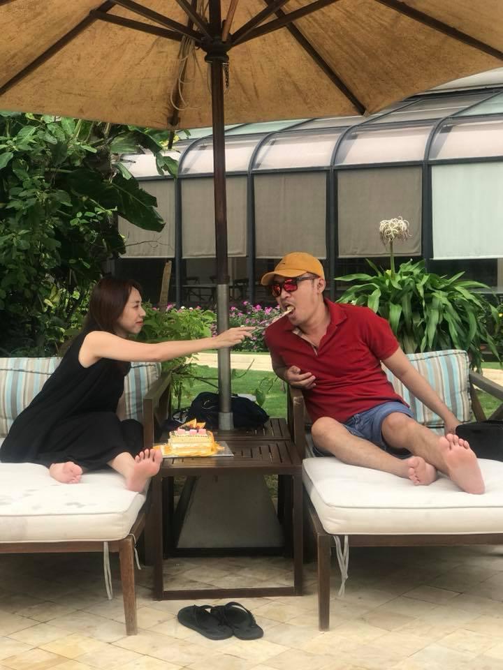 Tin sao Việt: Phi Thanh Vân tự tin đường cong tuyệt mỹ làm tê dại những trái tim-8