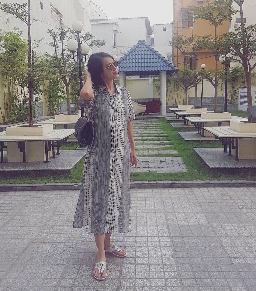 Tin sao Việt: Phi Thanh Vân tự tin đường cong tuyệt mỹ làm tê dại những trái tim-2