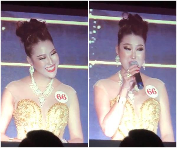 Đội vương miện hoa hậu, Phi Thanh Vân bonus giọng ca oanh vàng khiến dân mạng... hết hồn-3