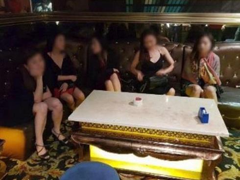 7 cô gái Việt bị bắt vì dùng ma túy, khỏa thân nơi công cộng ở Singapore