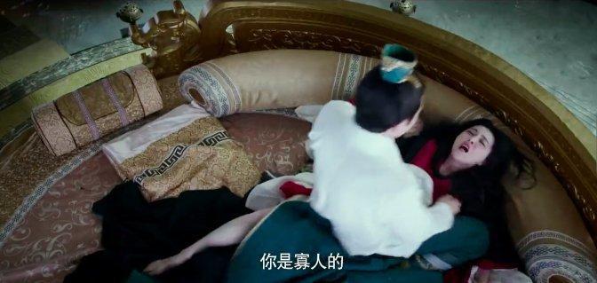 Phạm Băng Băng: Nữ hoàng màn ảnh dính vận đen vì cảnh nóng-2