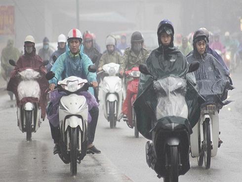 Dự báo thời tiết 17/1: Miền Bắc mưa phùn hết tuần