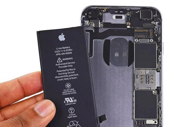 NÓNG: Phát hiện nguyên nhân pin iPhone phát nổ-1