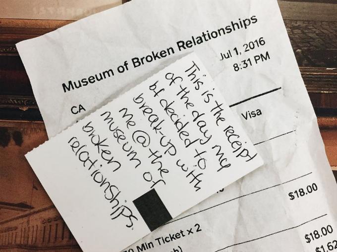 Bảo tàng dành cho người muốn quên đi tình cũ ở Mỹ-7