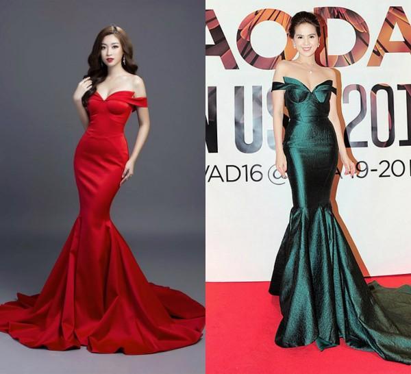 Đến cả những chiếc váy cũng xuất hiện phiên bản song sinh, giống hàng tái chế đến 99%-9