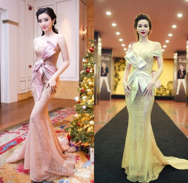 Đến cả những chiếc váy cũng xuất hiện phiên bản song sinh, giống hàng tái chế đến 99%-8