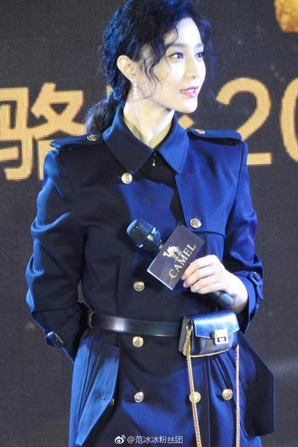 Chỉ vì kiểu tóc mới mà Phạm Băng Băng từ mỹ nhân Trung Hoa thành ra ajuma Hàn Quốc-3