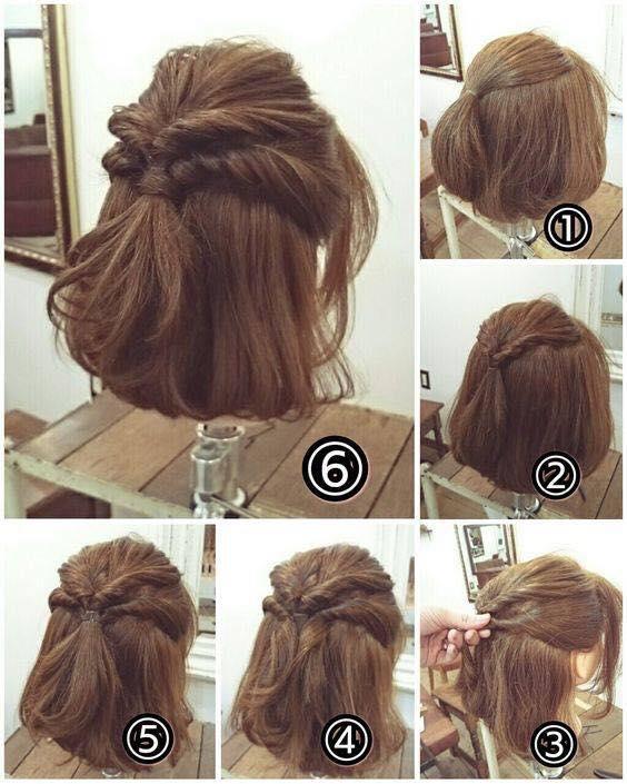 Clip: Tuyệt chiêu tết tóc cực đẹp dành riêng cho nàng tóc ngắn-2