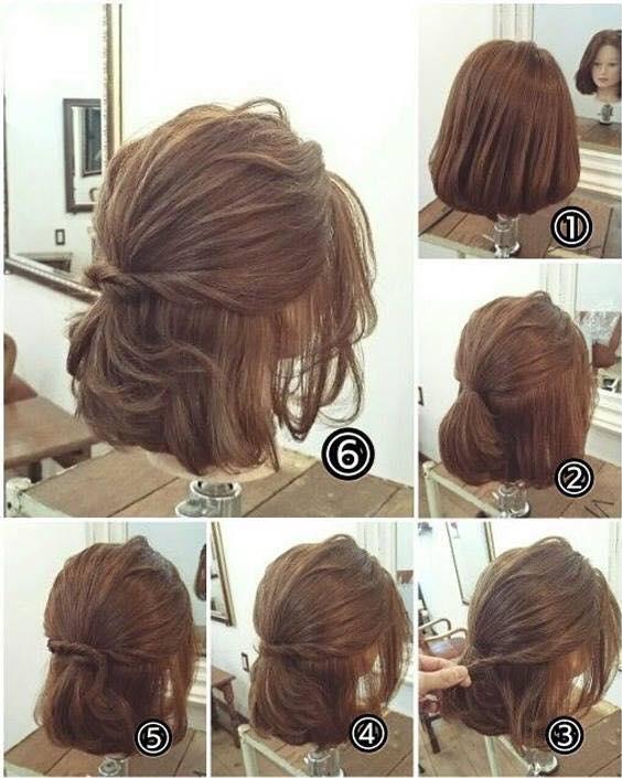 Clip: Tuyệt chiêu tết tóc cực đẹp dành riêng cho nàng tóc ngắn-3