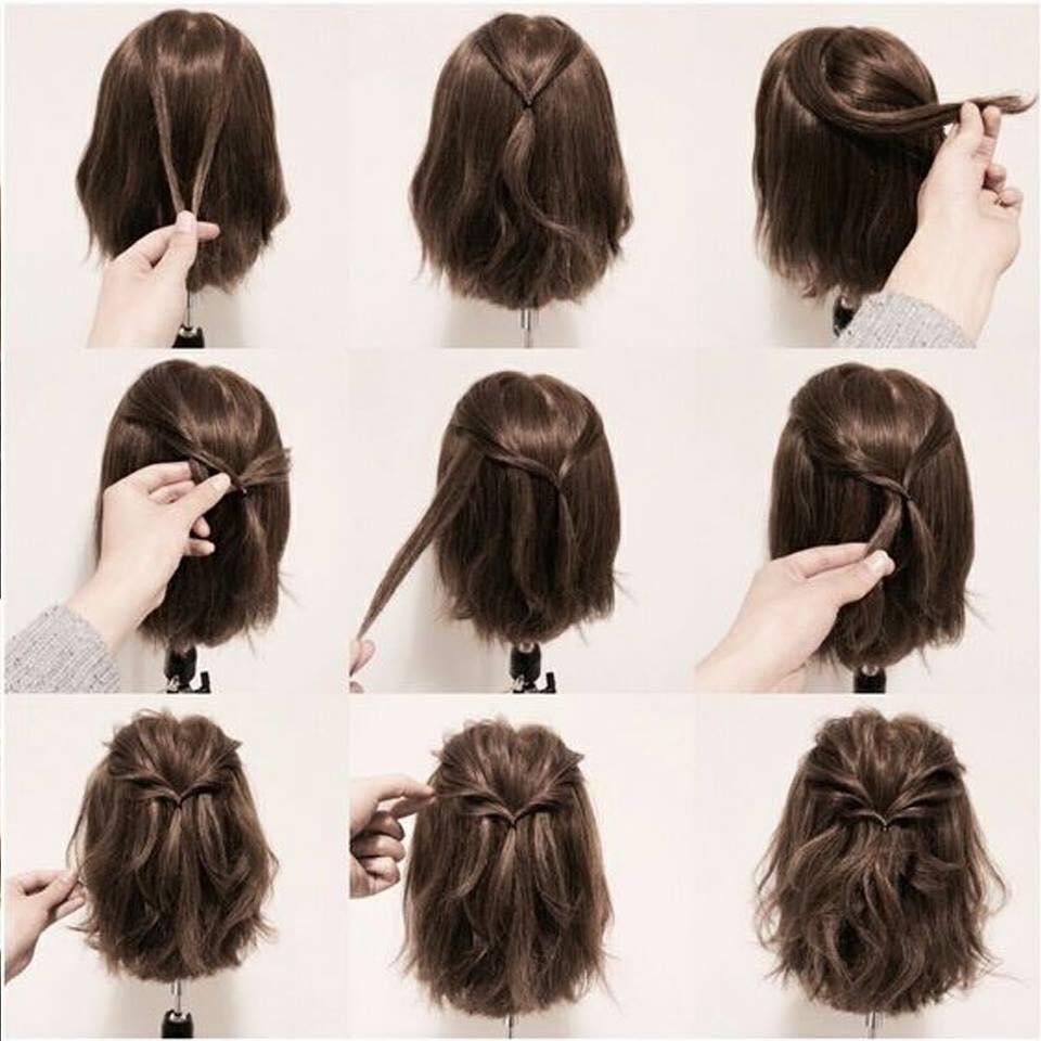 Clip: Tuyệt chiêu tết tóc cực đẹp dành riêng cho nàng tóc ngắn-4