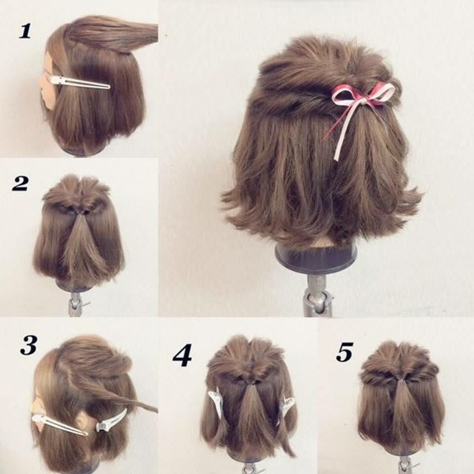 Clip: Tuyệt chiêu tết tóc cực đẹp dành riêng cho nàng tóc ngắn-5
