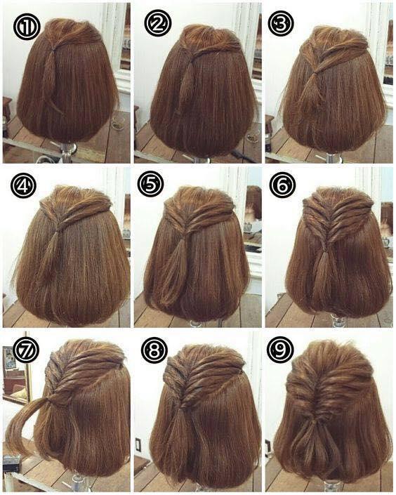 Clip: Tuyệt chiêu tết tóc cực đẹp dành riêng cho nàng tóc ngắn-9