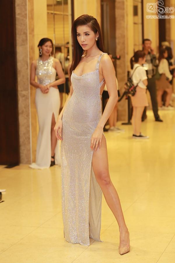 Giữa dàn hoa hậu lộng lẫy váy áo, HHen Niê không chịu lép vế-11