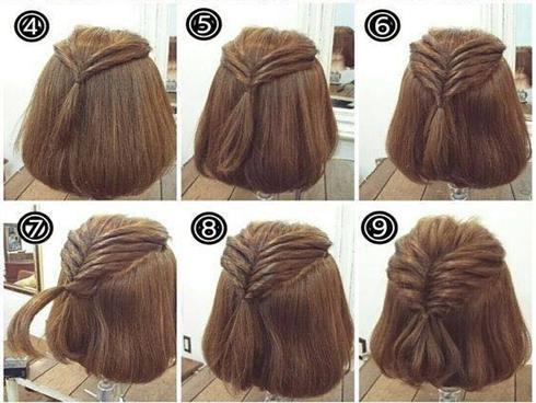 Clip: Tuyệt chiêu tết tóc cực đẹp dành riêng cho nàng tóc ngắn