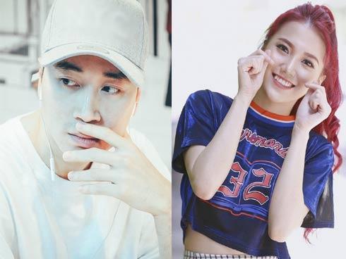 'Tan chảy' trước clip Karik gọi điện thoại tỏ tình với hot girl Emma Nhất Khanh