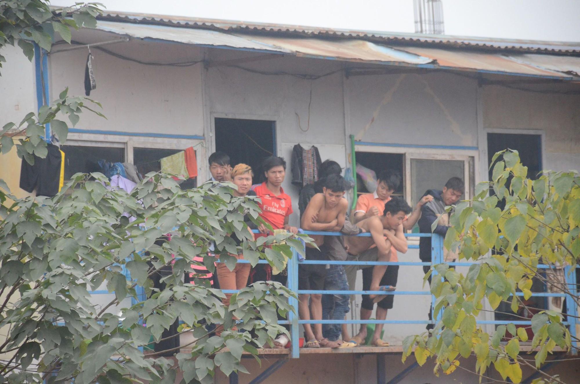 Nhân chứng thất thần kể lại vụ sập giàn giáo làm 6 công nhân thương vong ở Hà Nội-1