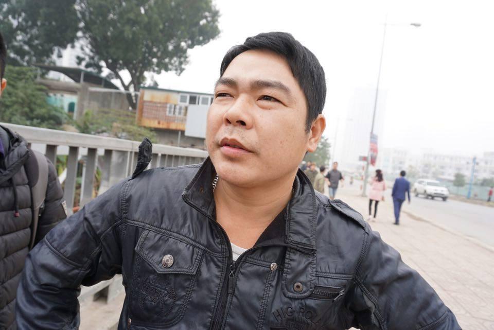 Nhân chứng thất thần kể lại vụ sập giàn giáo làm 6 công nhân thương vong ở Hà Nội-2