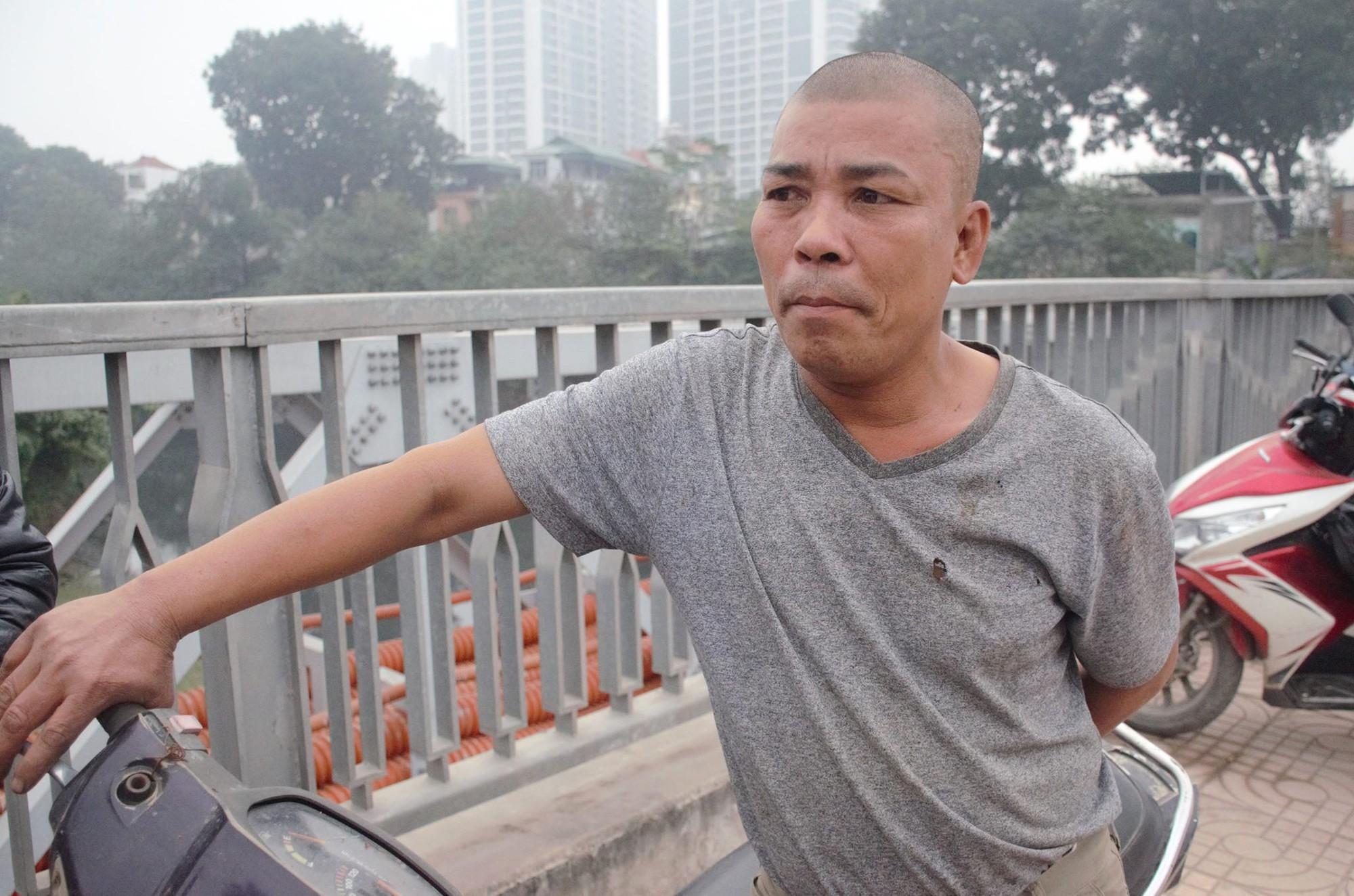 Nhân chứng thất thần kể lại vụ sập giàn giáo làm 6 công nhân thương vong ở Hà Nội-3