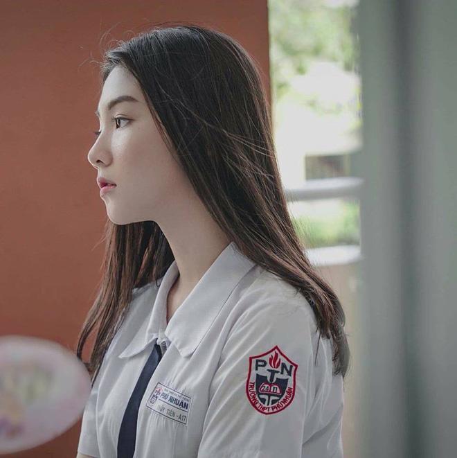 Xinh đẹp, học giỏi, nữ sinh Phú Nhuận khiến nam sinh đồng loạt muốn chuyển trường-6