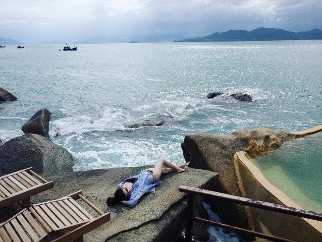Người mẫu Victorias Secret khoe ảnh sống ảo tại Nha Trang-2
