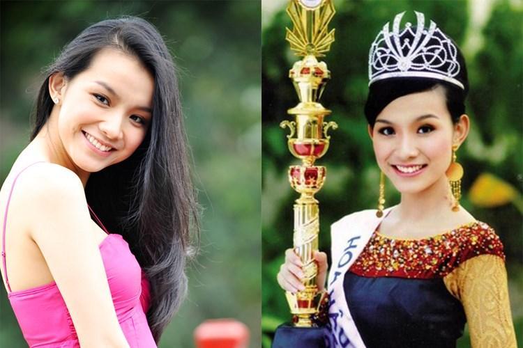 Cân nhan sắc 3 Hoa hậu Hoàn vũ Việt Nam: Ai sở hữu dung mạo xuất sắc nhất?-1