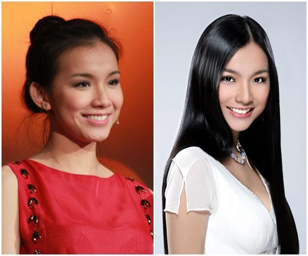 Cân nhan sắc 3 Hoa hậu Hoàn vũ Việt Nam: Ai sở hữu dung mạo xuất sắc nhất?-2
