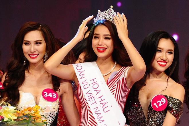 Cân nhan sắc 3 Hoa hậu Hoàn vũ Việt Nam: Ai sở hữu dung mạo xuất sắc nhất?-6
