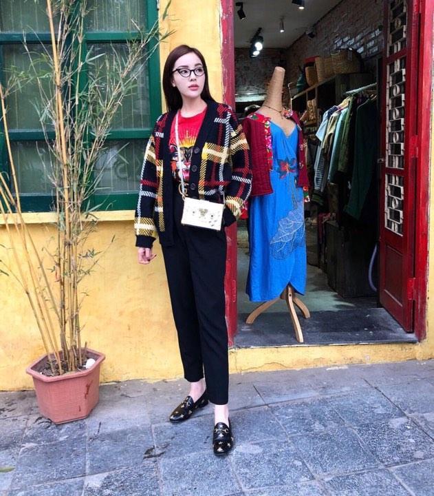 Hồ Ngọc Hà - Huyền Baby lên đồ mát mẻ hết cỡ nổi bật nhất street style tuần qua-4
