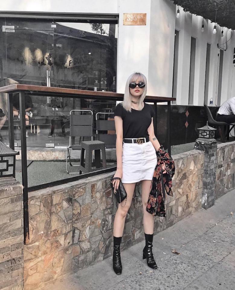 Hồ Ngọc Hà - Huyền Baby lên đồ mát mẻ hết cỡ nổi bật nhất street style tuần qua-7