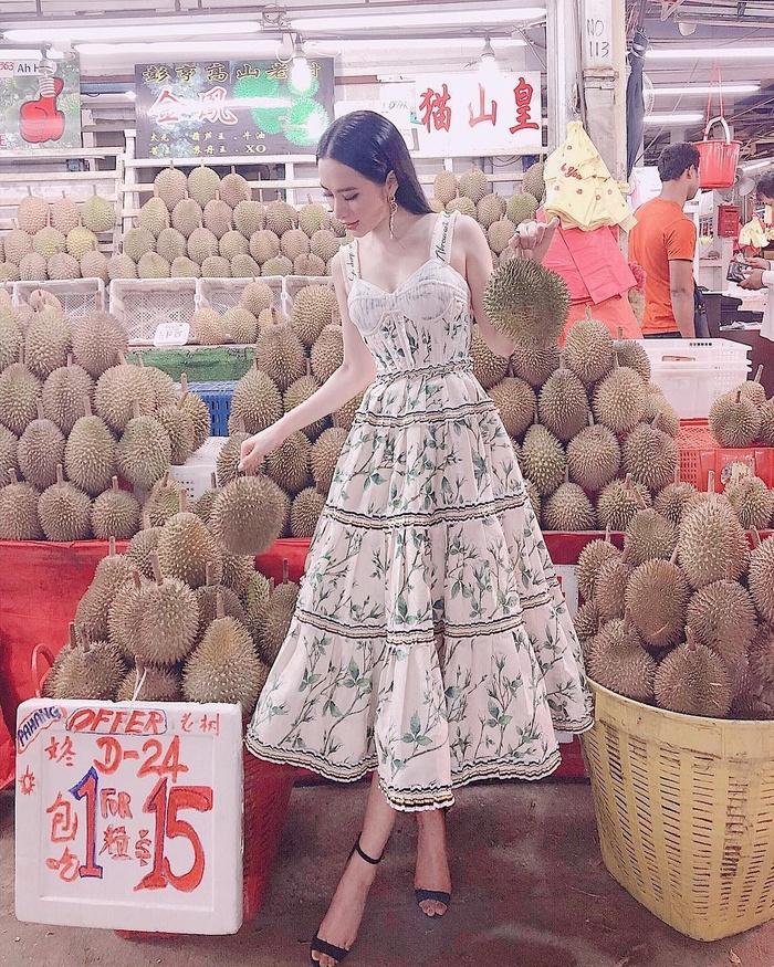 Hồ Ngọc Hà - Huyền Baby lên đồ mát mẻ hết cỡ nổi bật nhất street style tuần qua-1